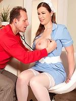 Terry Nova - Terry Is Nurse Big Tits